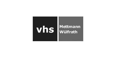 Volkshochschule Mettmann Wülfrath