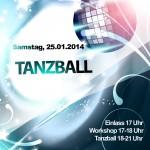 Tanzball Flyer